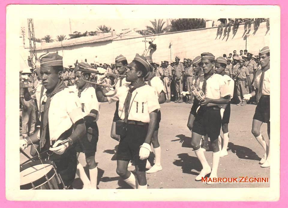 Hommage à notre cher disparu hadj Mabrouk Zegnini - par Abdelhamid Rouighi Ben Abdelhamid