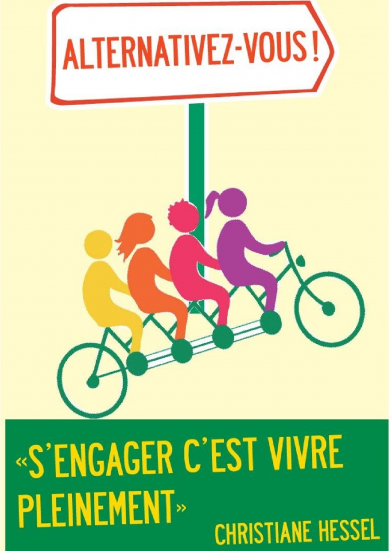 COP21 : la CLCV s'engage en prenant part à ALTERNATIBA le 20/09/2015 à Nantes