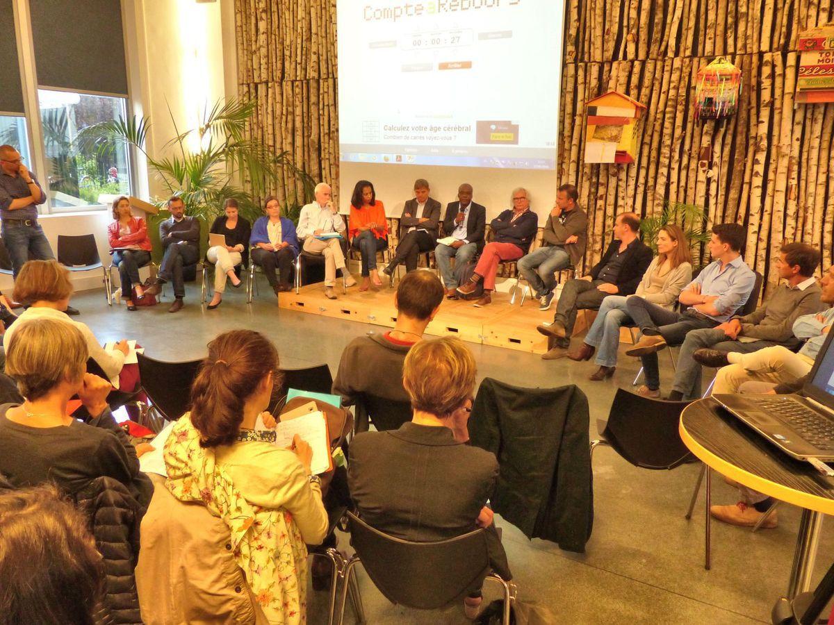 Retransmission en direct sur Internet du forum Action Contre la Faim par  DiViPassion le 17 juin 2016