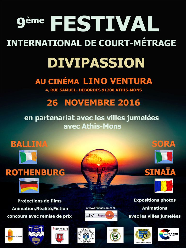 9ème Festival International DiViPassion Court Métrage