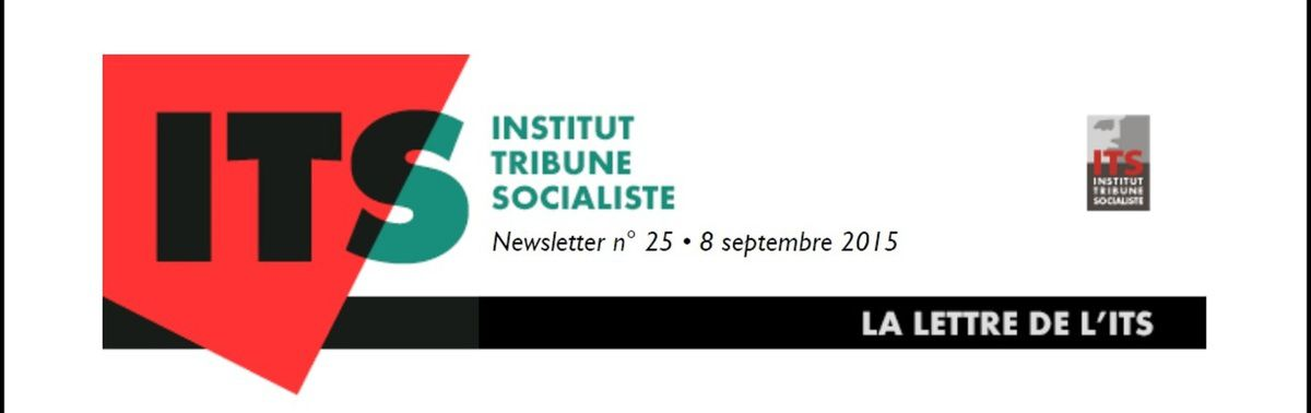 I.T.S  Newsletter  n°25  septembre 2015