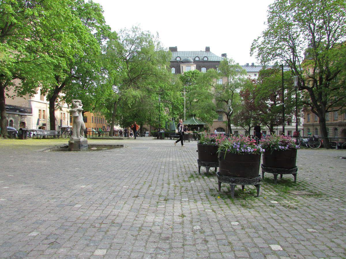 L'île de Södermalm à Stockholm