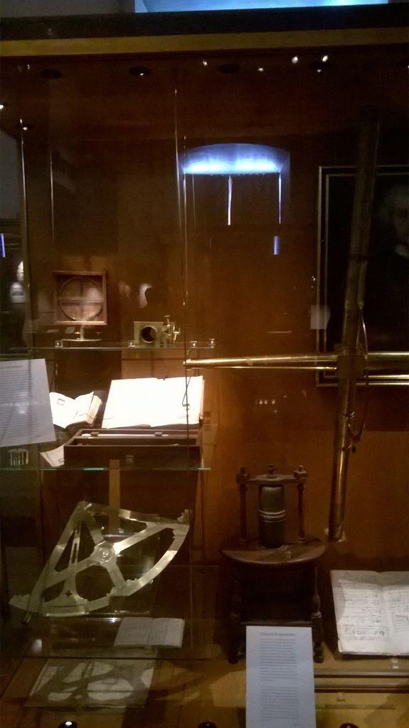 Le musée Gustavianum d'Uppsala.