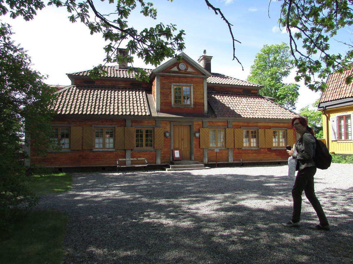 Skansen, l'écomusée de Stockholm- Batîments et Fermes suédoises d'antan ( 3ème partie)