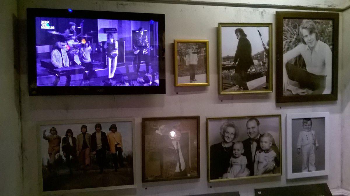 Le musée ABBA de Stockholm (1ére partie)