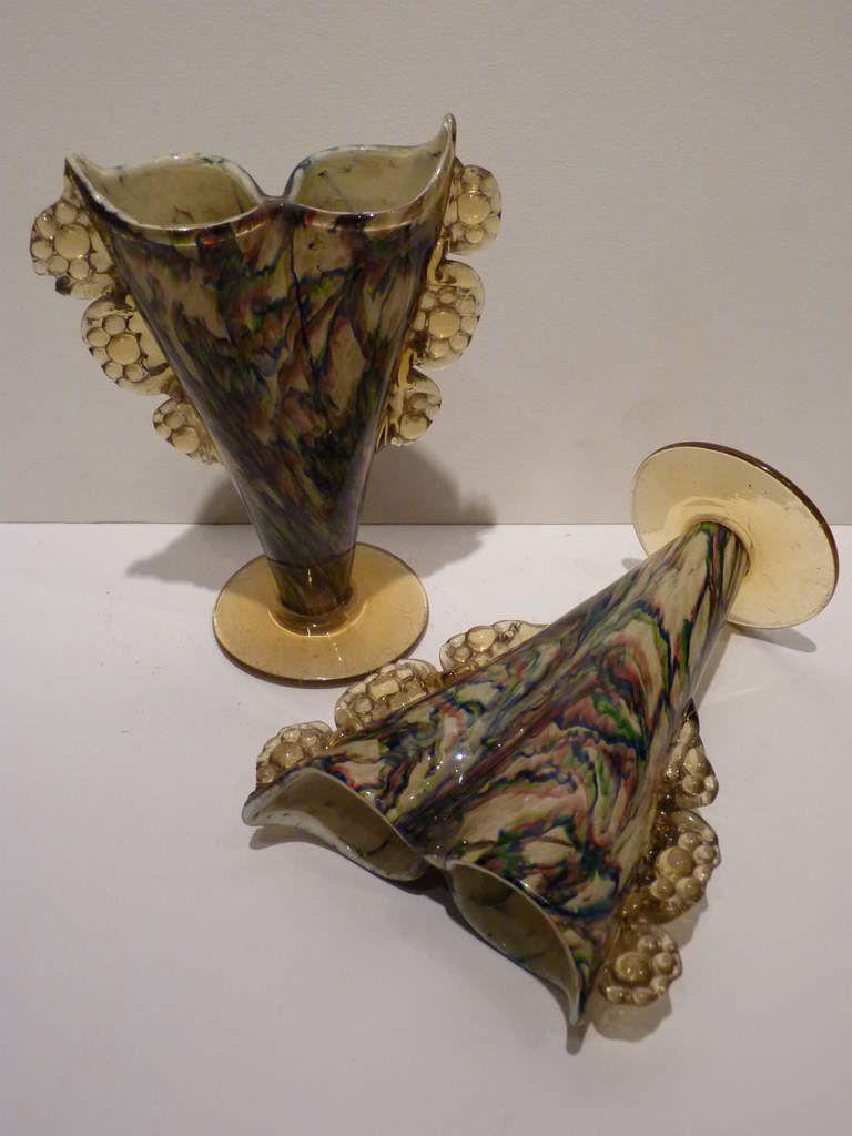 Collection de Verrerie de Clichy Art Nouveau