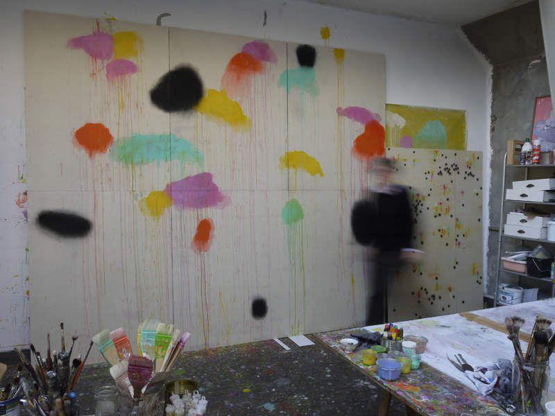 Claire Forgeot, atelier nov. 2013