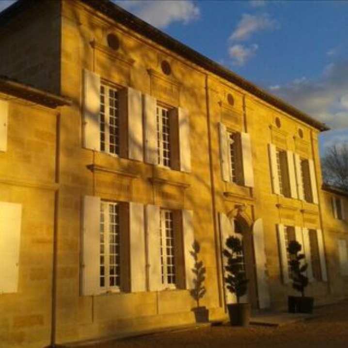 Ma maison préférée (Pomerol &#x3B; Musée de Montmartre &#x3B; maisonnettes peintes en 1947 par mon grand-père)