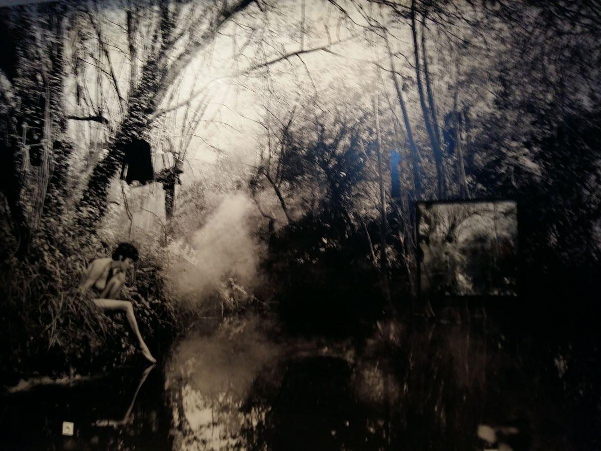 Audrey Tautou,  Superficial. RENCONTRES DE LA PHOTOGRAPHIE ARLES 2017