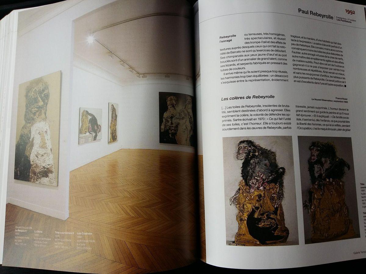 L'histoire de l'art selon Daniel Templon, 50 ans de galerie