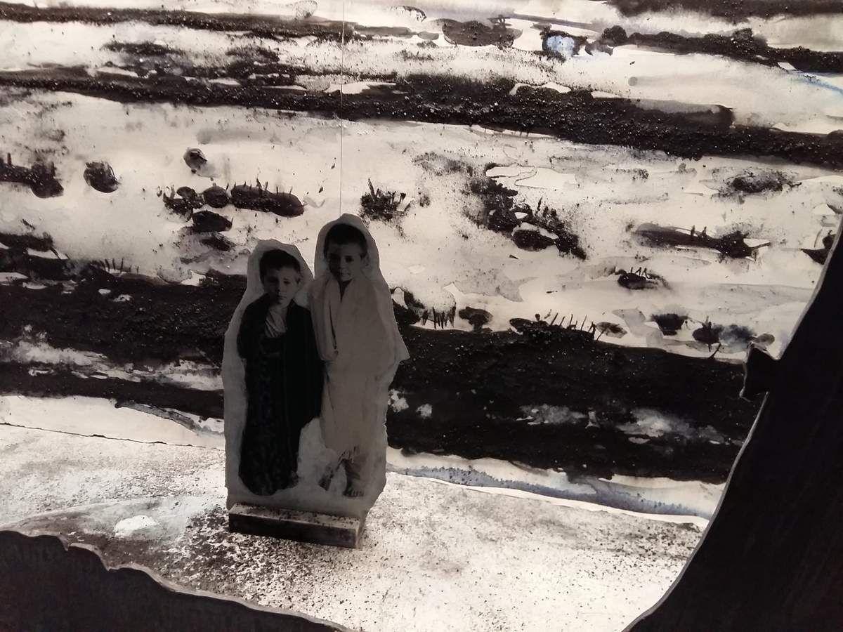 Le splendide panorama d'Anselm Kiefer dans &quot&#x3B;Dioramas&quot&#x3B;