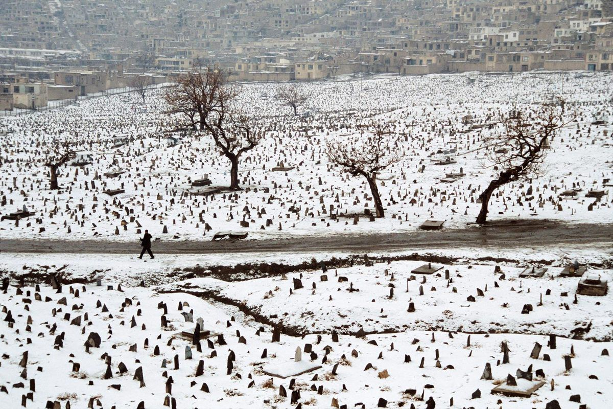 Steve McCurry - Solitude