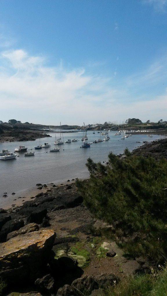 Brest, Saint-Renan, la pointe de Corsen, le menhir de Karloas, Le Conquet, les abers de la côte bretonne...