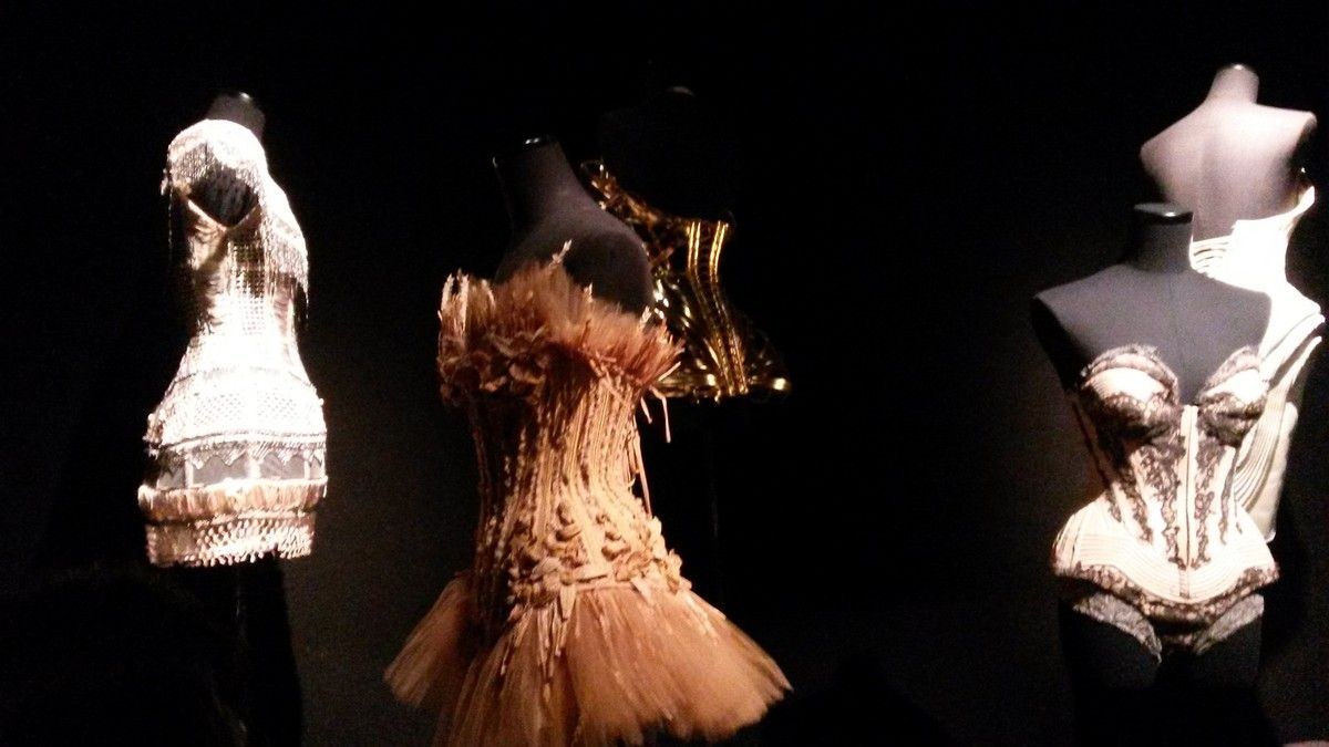 Exposition Jean-Paul Gaultier au Grand Palais [1er avril au 30 août]