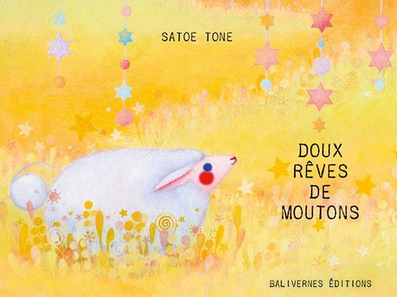 Doux rêves de moutons de Satoe Tone