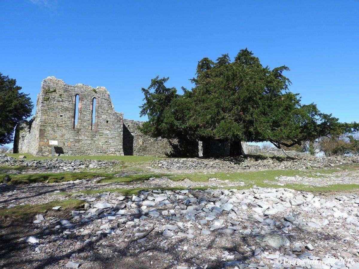 Ross Castle, le lac Lough Leane et l'île d'Innisfallen