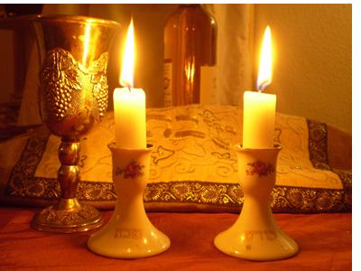 Les lumières du Shabbat