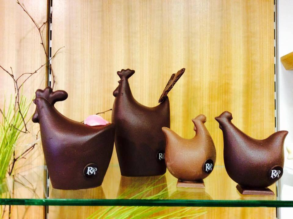 Pâques ou l'énième occasion de déguster du chocolat