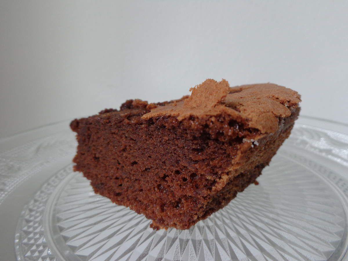 Encore un gâteau au chocolat? non, LE gâteau au chocolat !