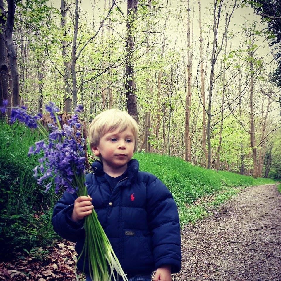 La semaine aux beaux paysages et beaux enfants