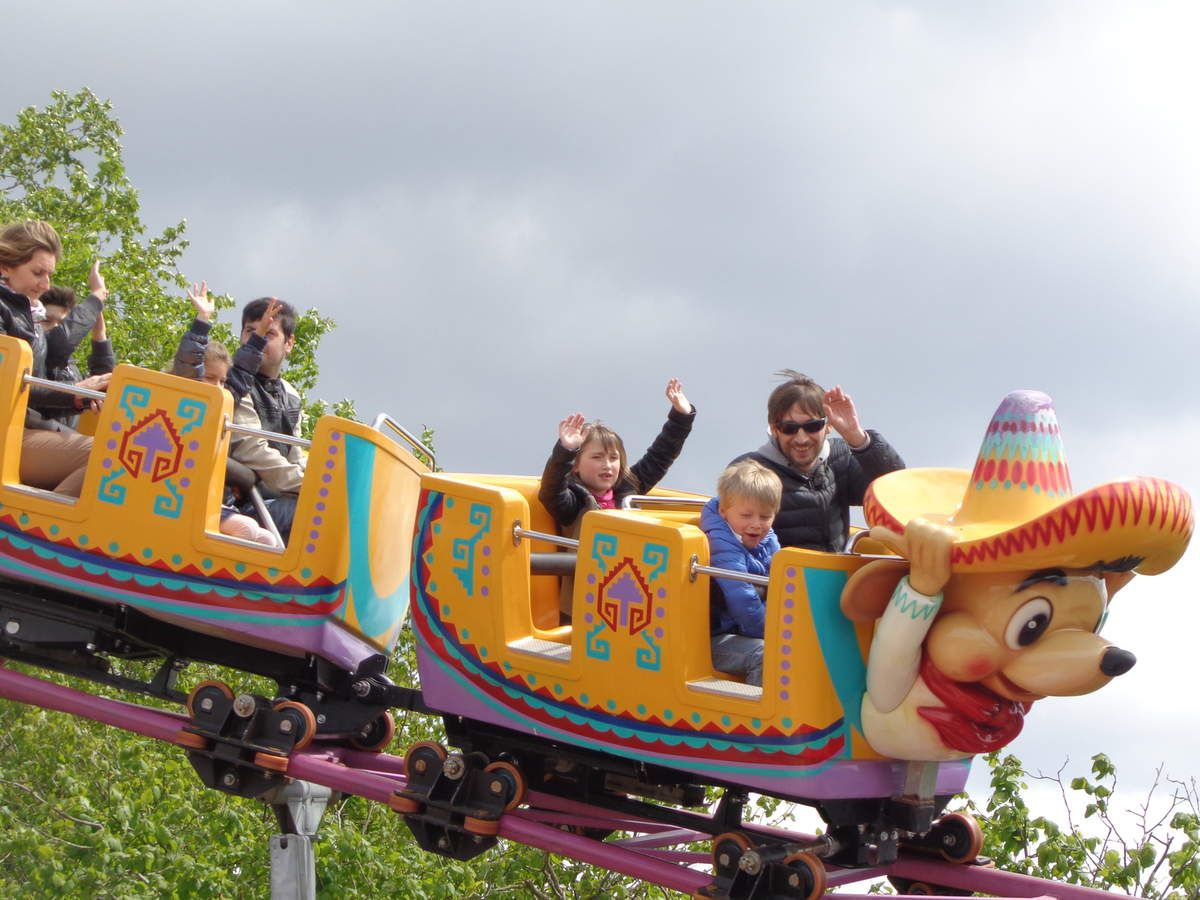 Bocasse, le petit parc d'attractions haut-normand
