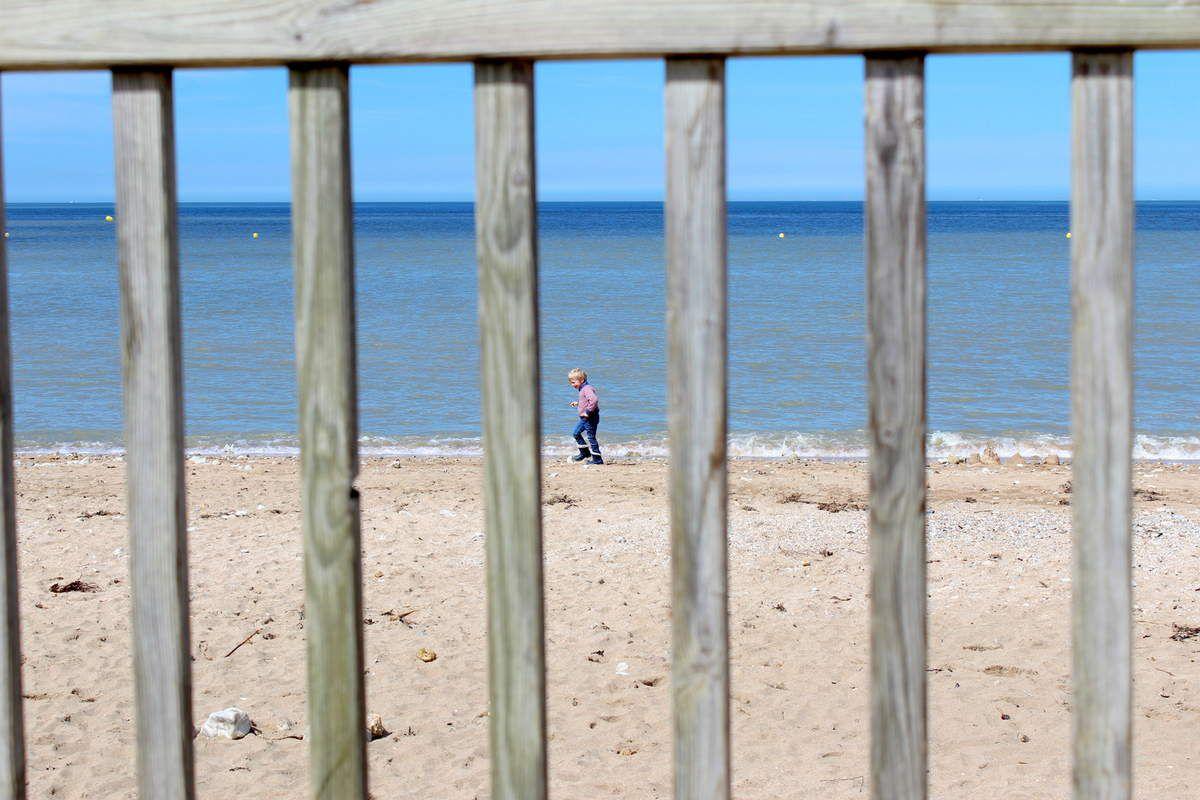 Quelques jours à Villers-sur-mer, en bas de notre Normandie