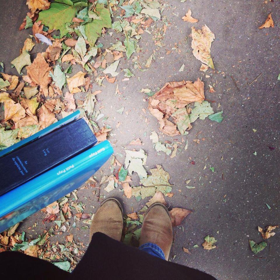 Le rythme de l'automne
