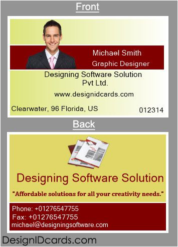 How To Design Employee ID Card