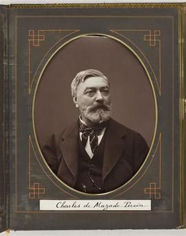 Charles de Mazade par David