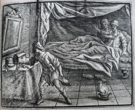 ABUS DE FAIBLESSE ET CRÉDULITÉ - ECHENAY 1858