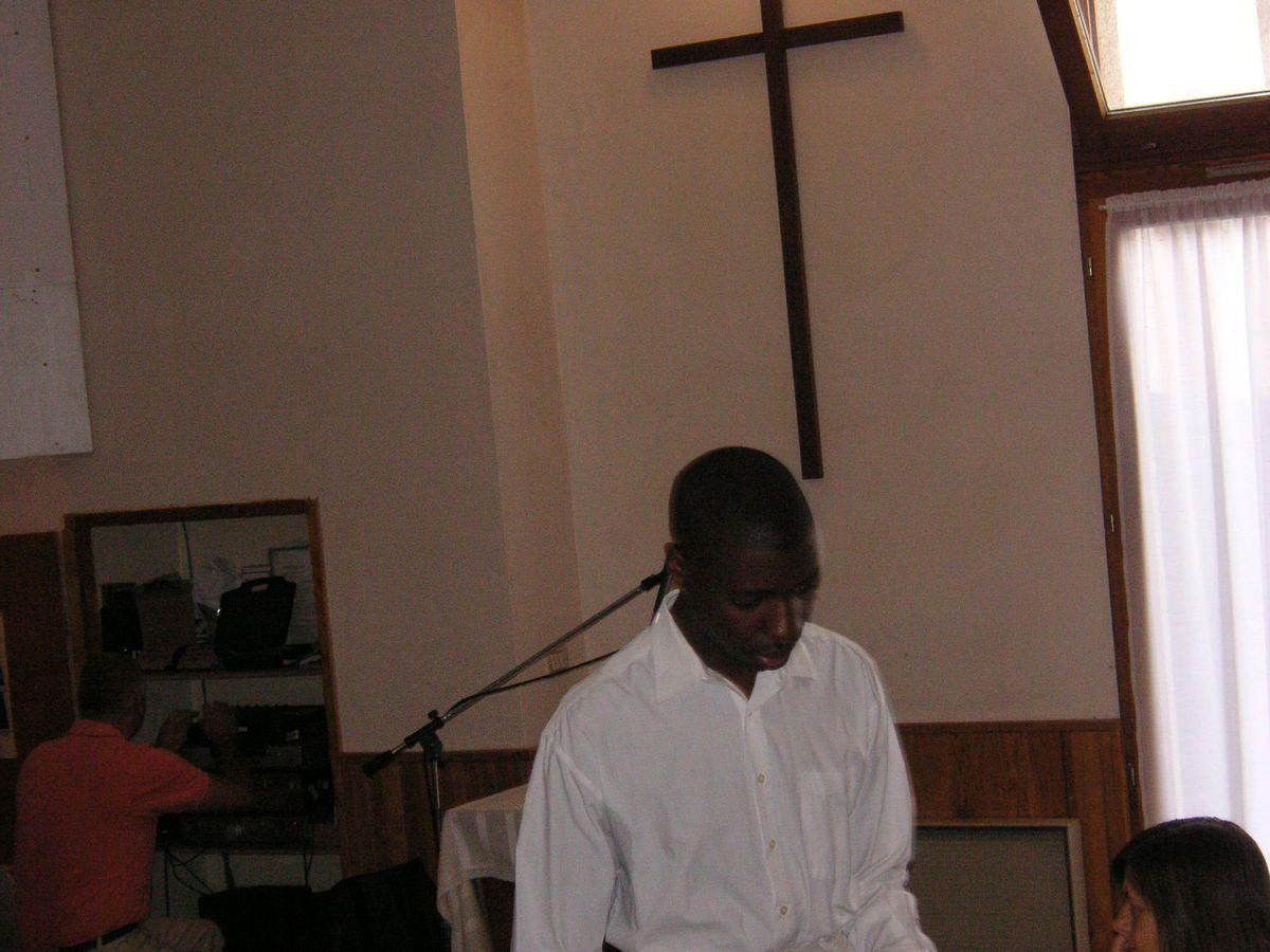 Rencontre evangelique