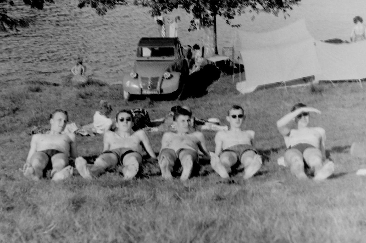 Stage Ouvrier à Gerardmer (1963)