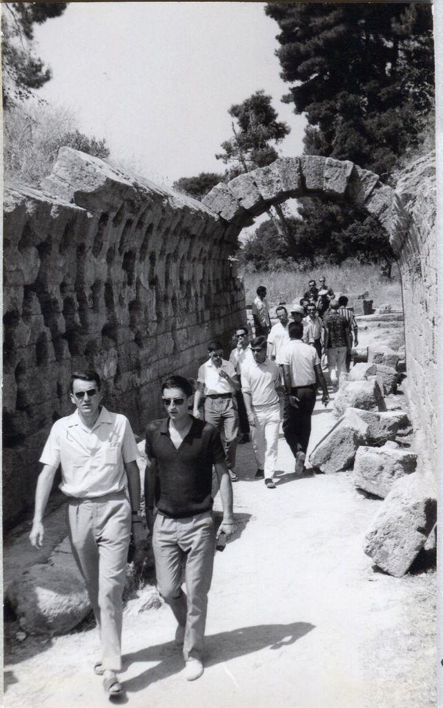Voyage en Grèce ( 1965 )