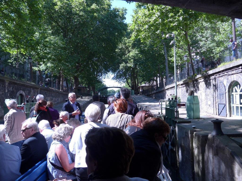 Images de la rencontre du 8 juin 2015 à Paris