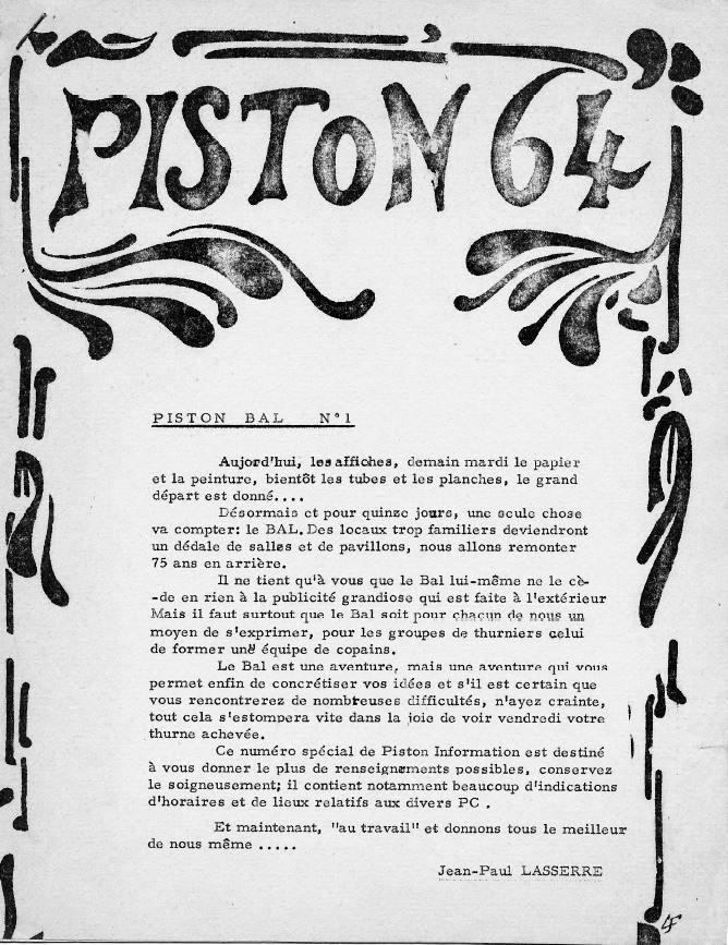 Piston Information