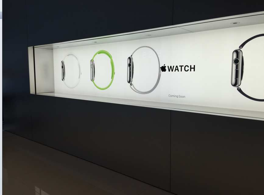 Lancement I Watch