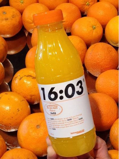 Best of : Intermarché et son jus d'orange minute