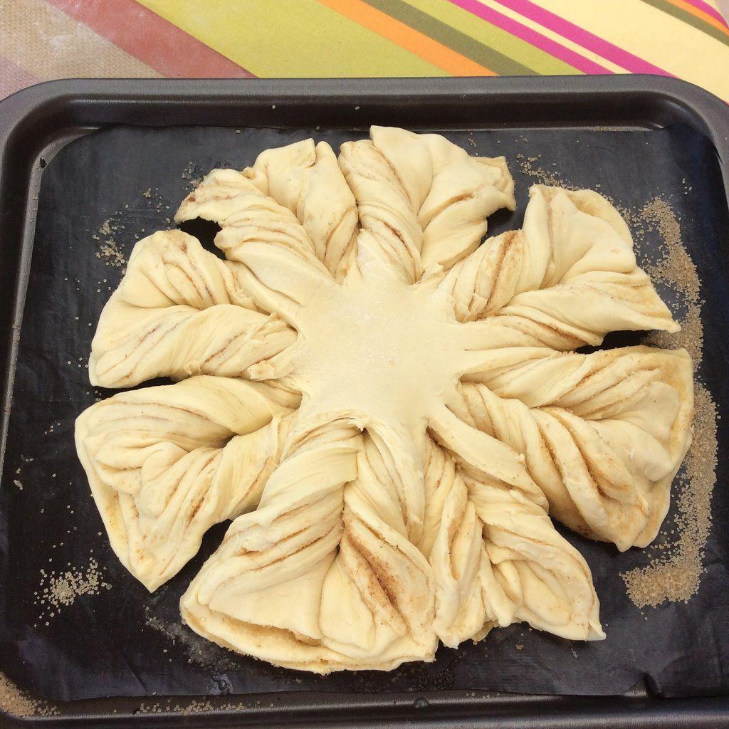Le défi du cake noix de pécan caramel au beurre salé