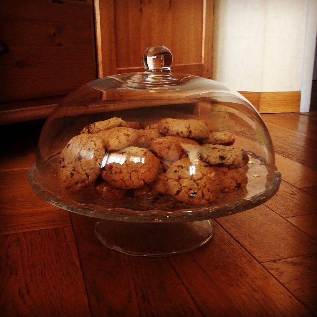 Étude de cookies 1