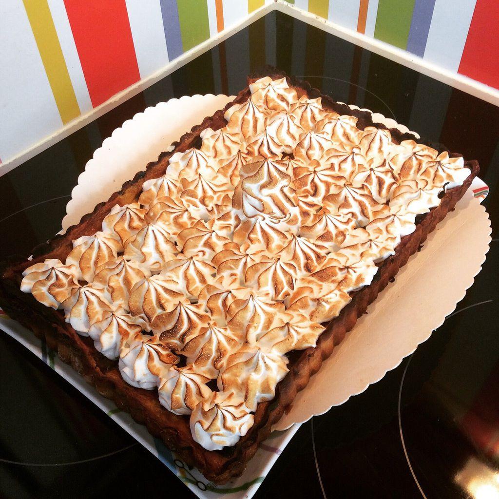 Mes desserts pour l'anniversaire surprise