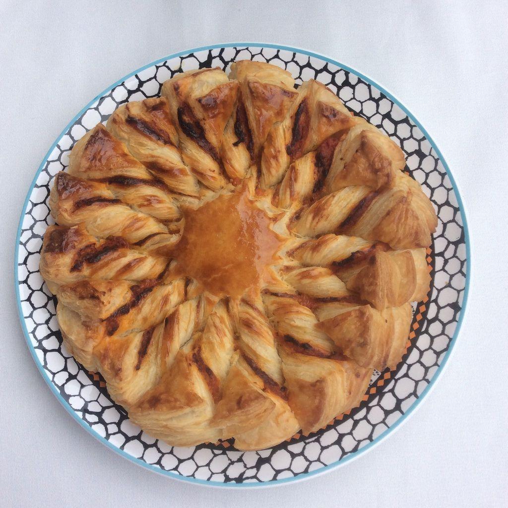 Ma tarte soleil