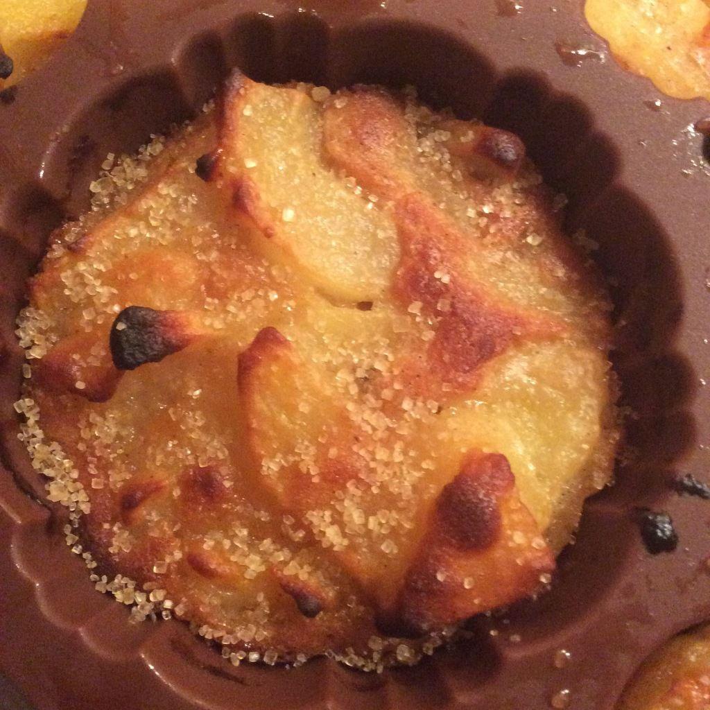 Mon gâteau aux poires Elle