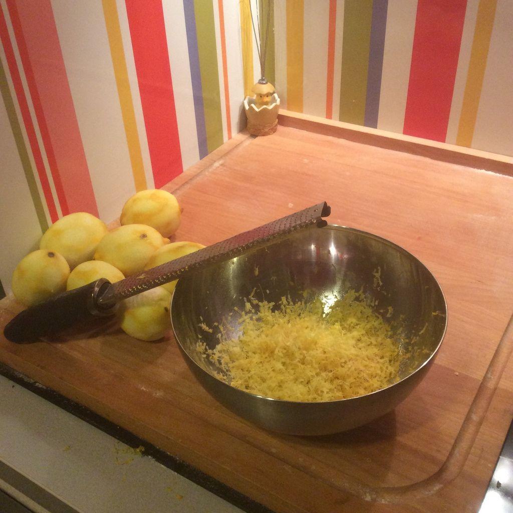 Mes tartelettes au citron meringuées