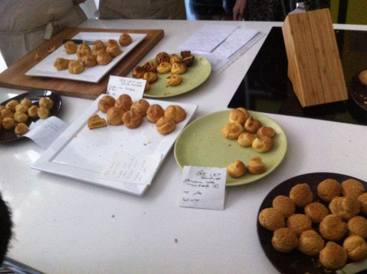 Mon atelier pâte à choux 100% fiable