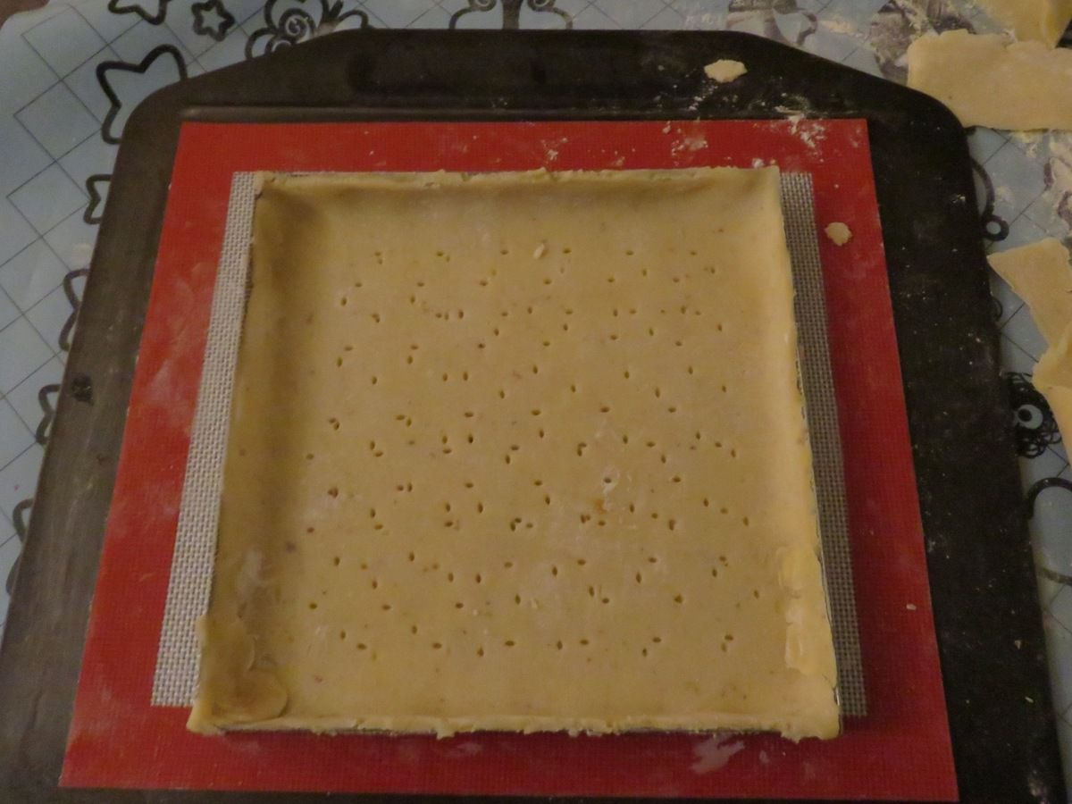 Ma tarte aux tours Eiffel
