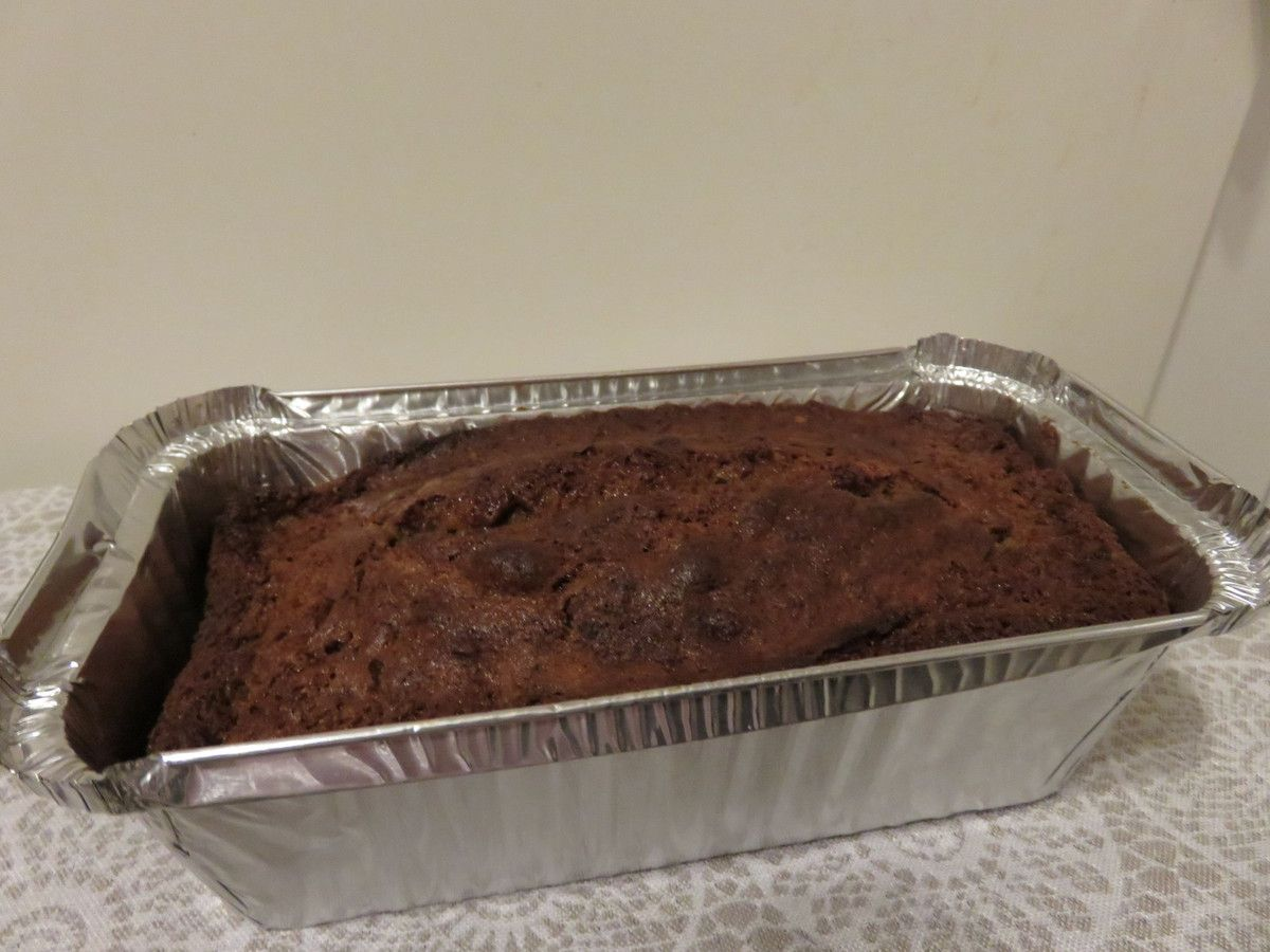 Mes banana bread