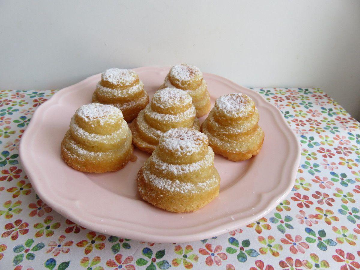 Mes petits gâteaux aux blancs d'oeufs