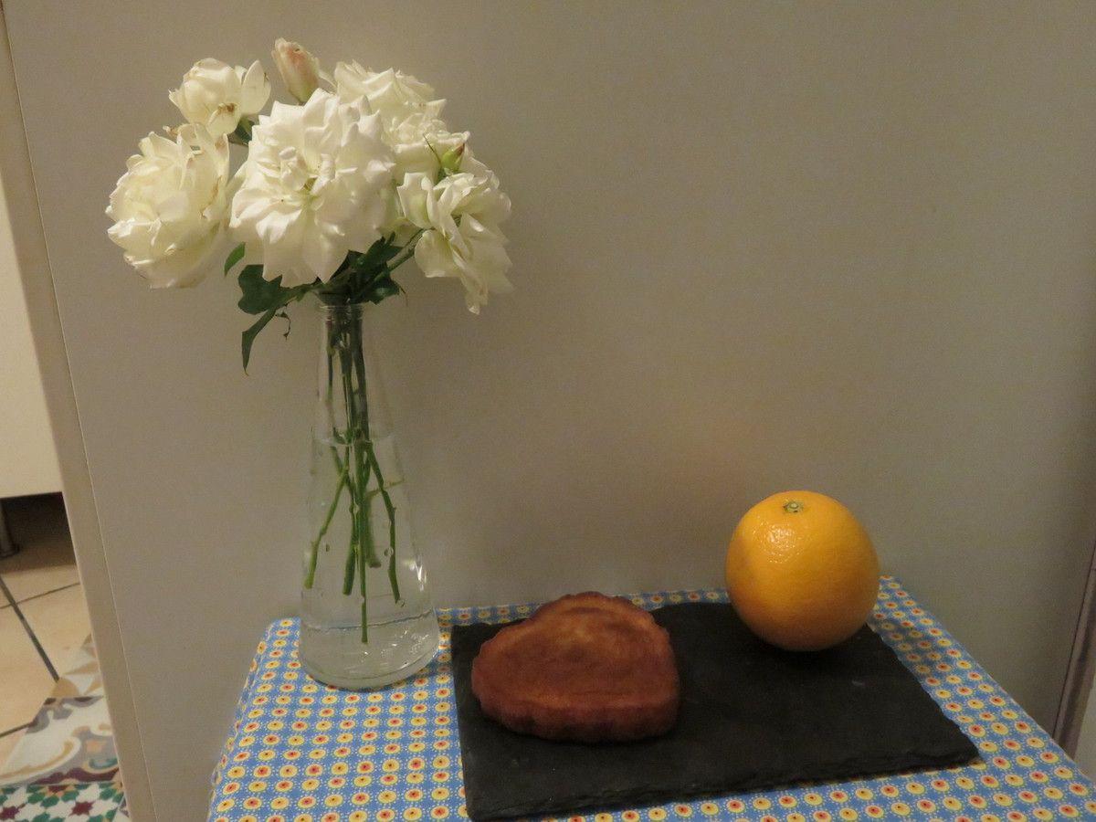 Mes gâteaux moelleux à l'orange