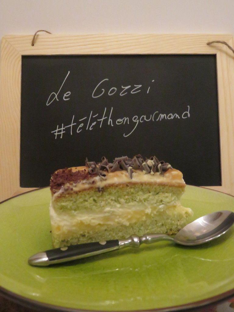 Mon Gozzi #telethongourmand