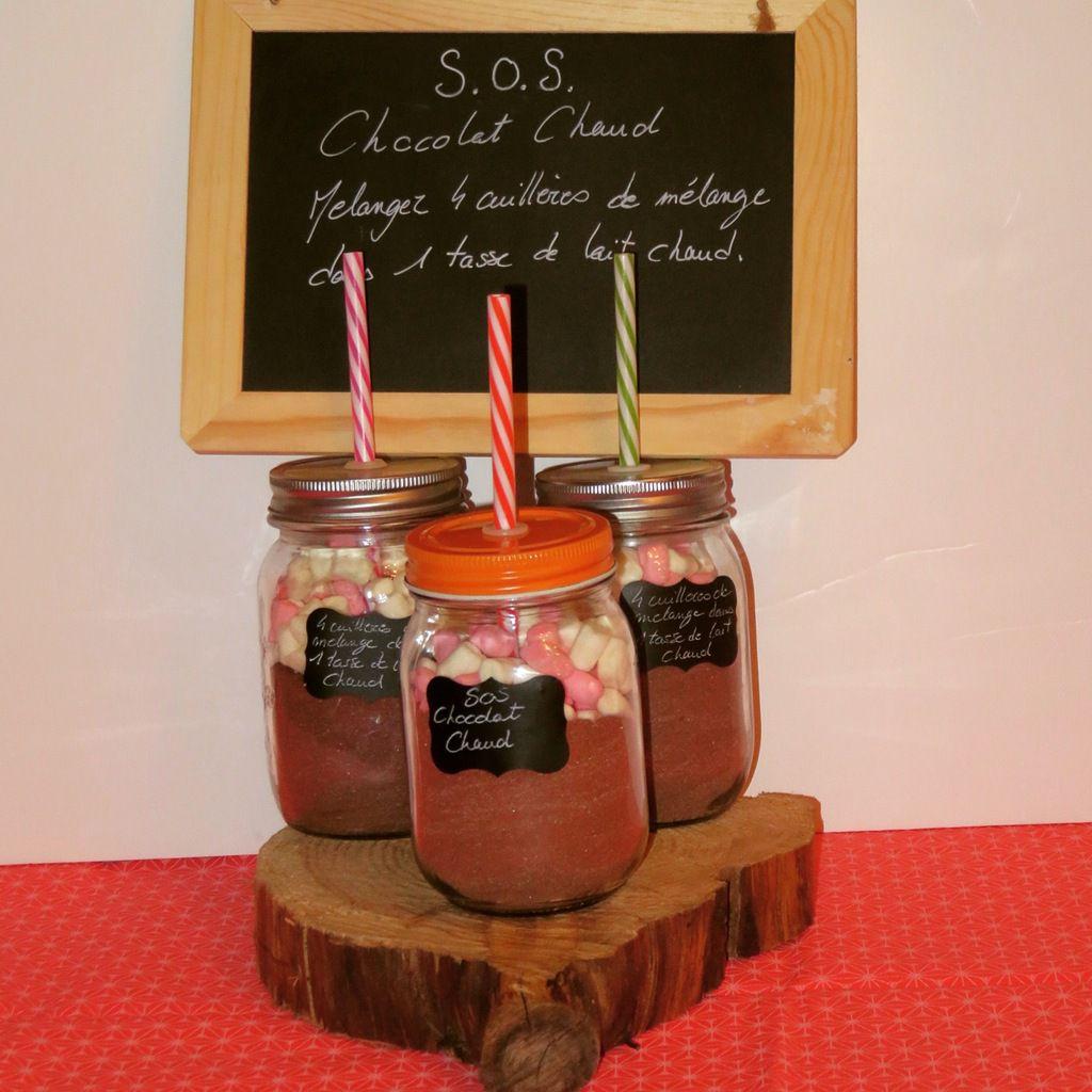 Mes kits SOS chocolat chaud
